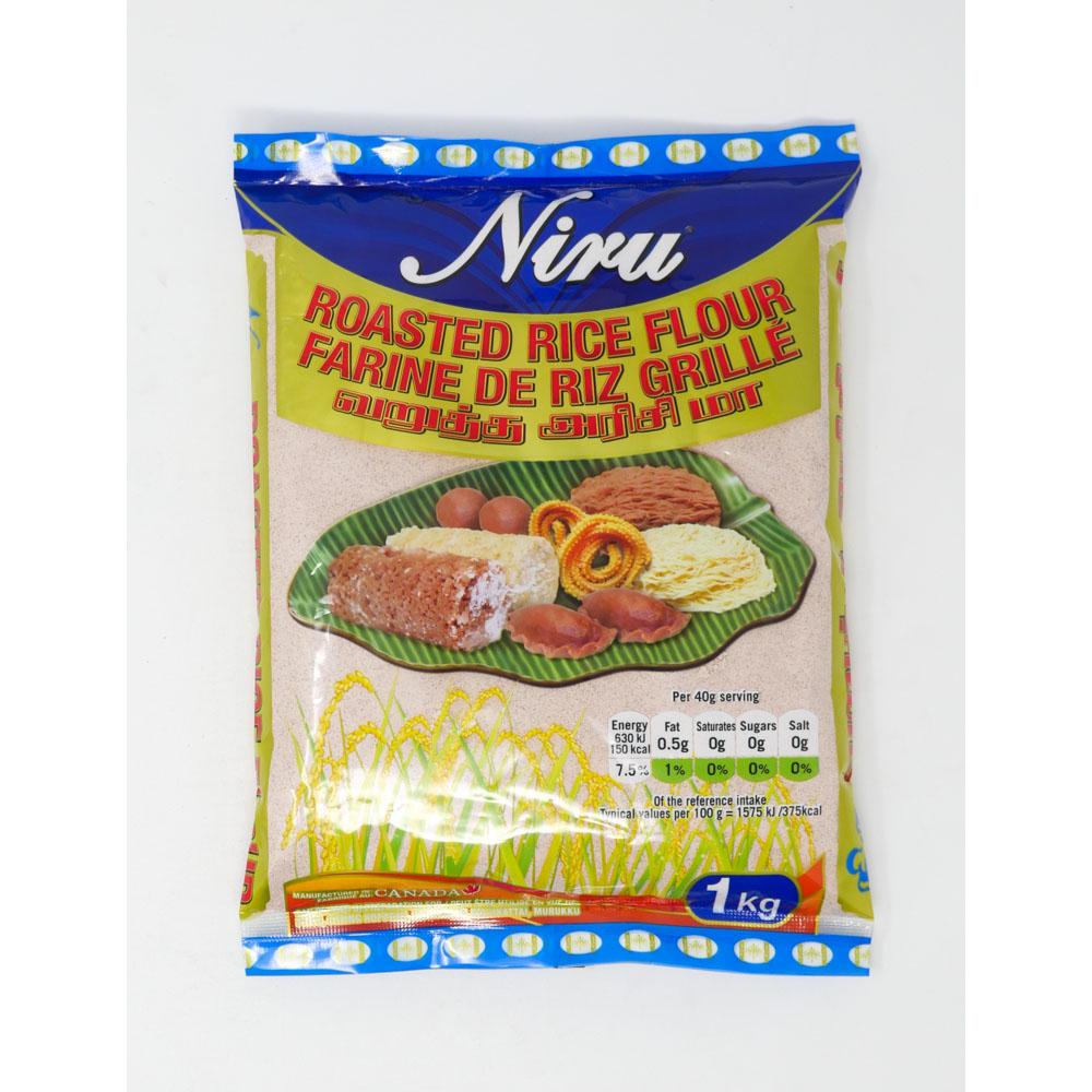 Roasted Rice Flour Niru 1kg
