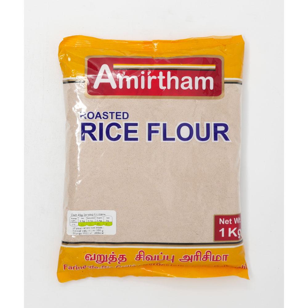 Roasted Rice Flour  Amirtham 1kg