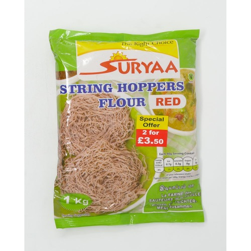 String Hoppers Flour Red 1Kg