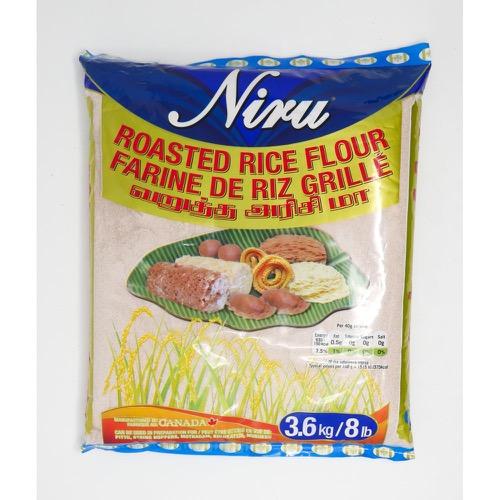 Roasted Rice Flour Niru Brand 100g