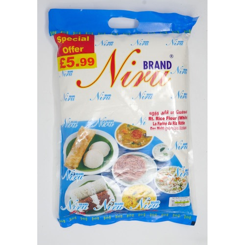 Rice Flour White NIRU 100g