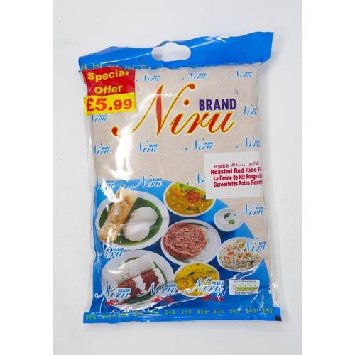 Roasted Red Rice Flour NIRU 100g