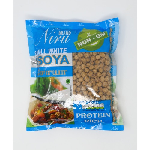 Small White Soya Meat 100g