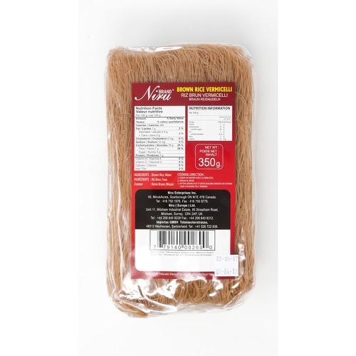 Brown Rice Vermicelli 350g