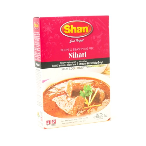 Nihari Recipe & Seasoning Mix Shan 100g