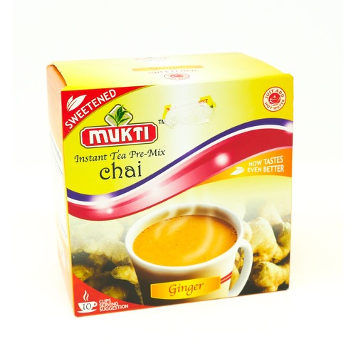 Chai Ginger Mukti 100g