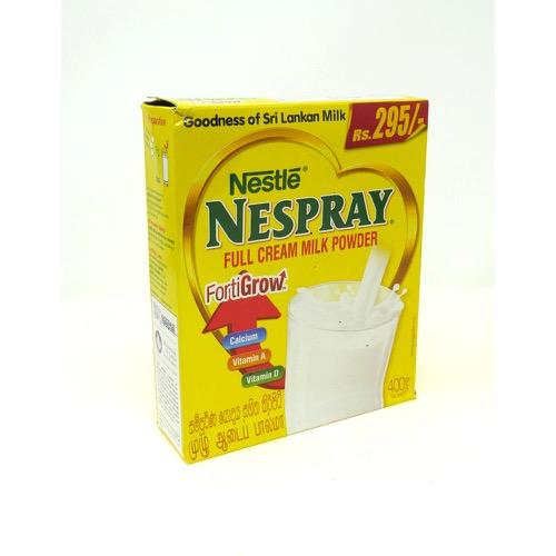 Nespray Milk Powder Nestle 100g