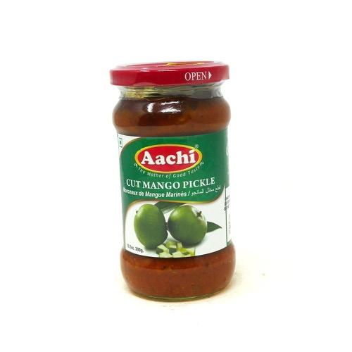 Cut Mango Pickle Aachi 300g