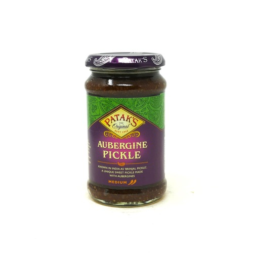 Aubergine Pickle Patak's 100g