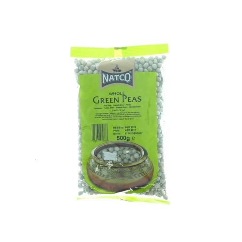 Green Peas NATCO 100g
