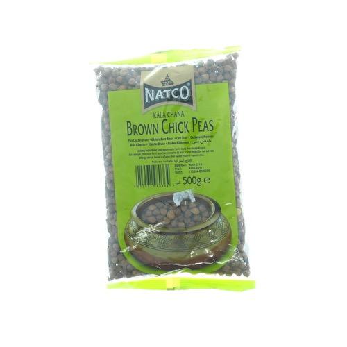 Brown Chick Peas 100g