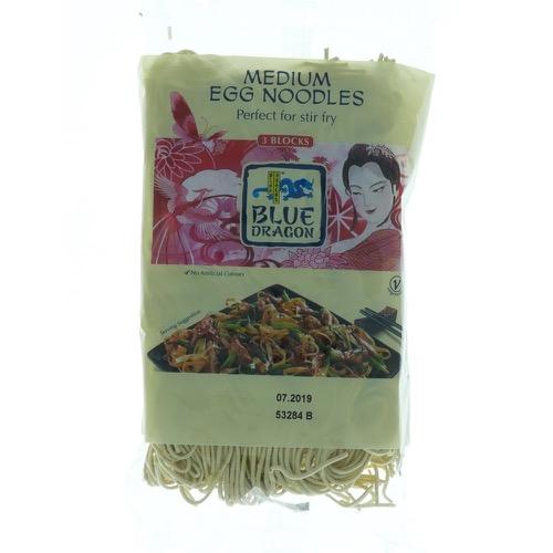 Medium Egg Noodles 400g