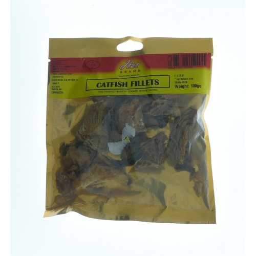 Dried Catfish Fillets 100g
