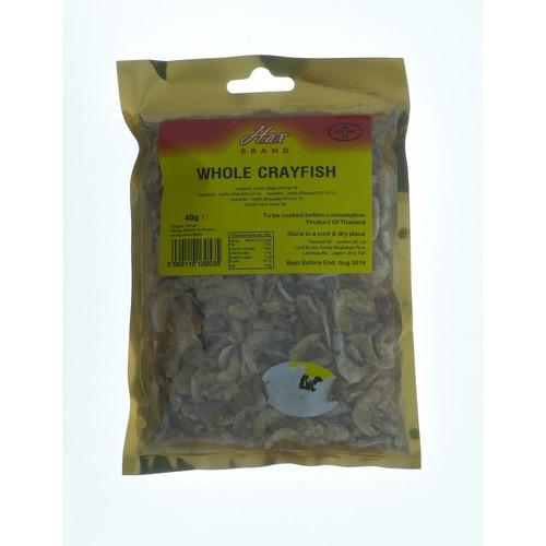 Dried Whole Crayfish 100g