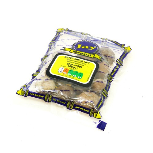 Whole Betel Nuts 100g