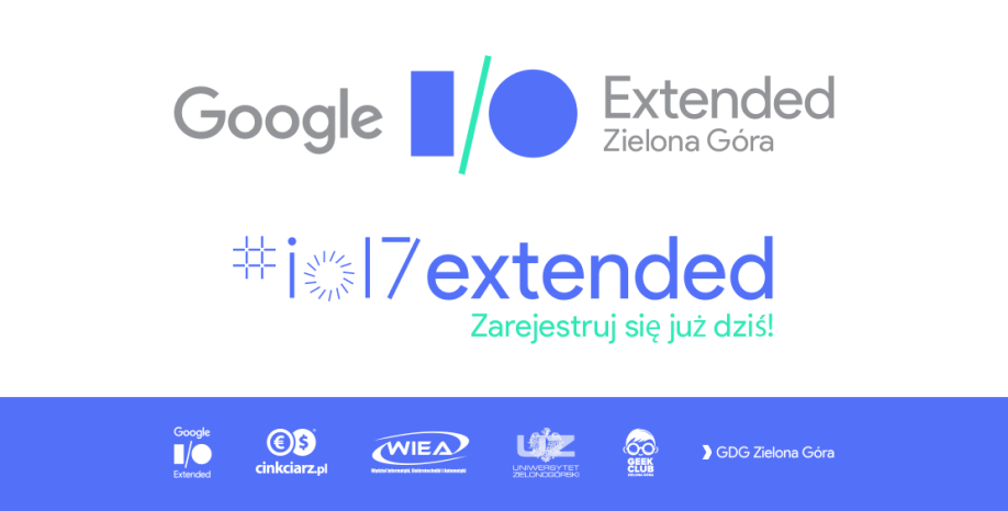 Google IO Extended 2017