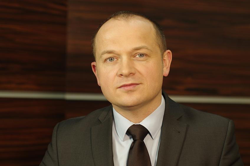 Piotr Kiciński vice-president of Cinkciarz.pl