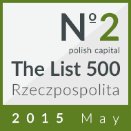 Cinkciarz.pl ranked 2nd in a rank of Polish companies with private capital 2015
