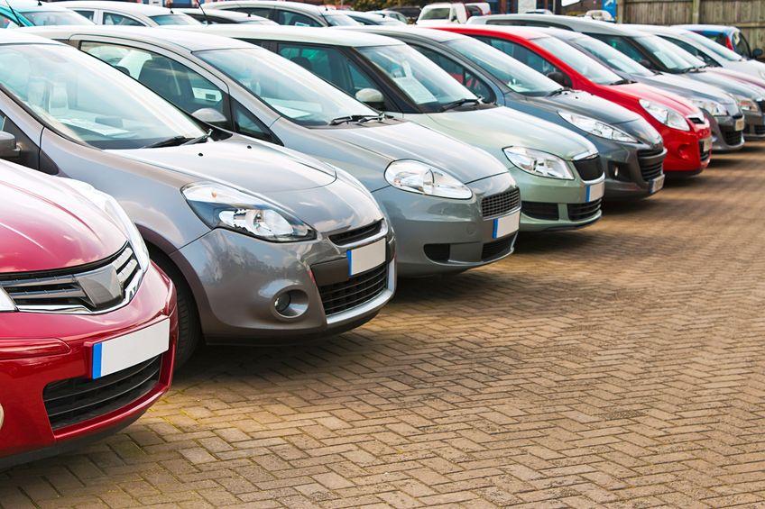 Używane samochody na sprzedaż