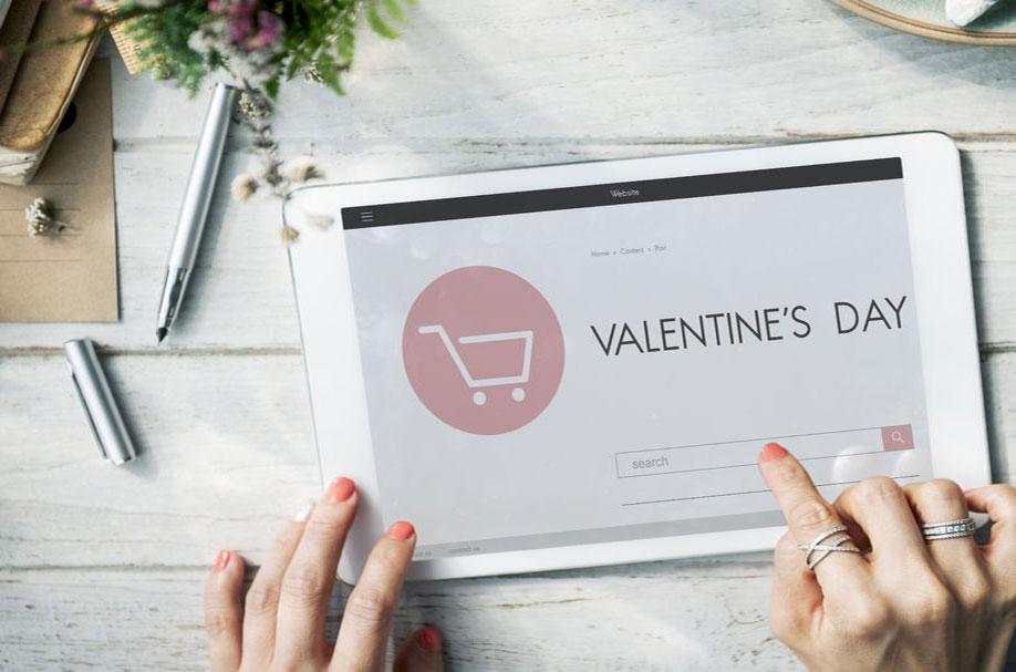 Walentynkowe zakupy