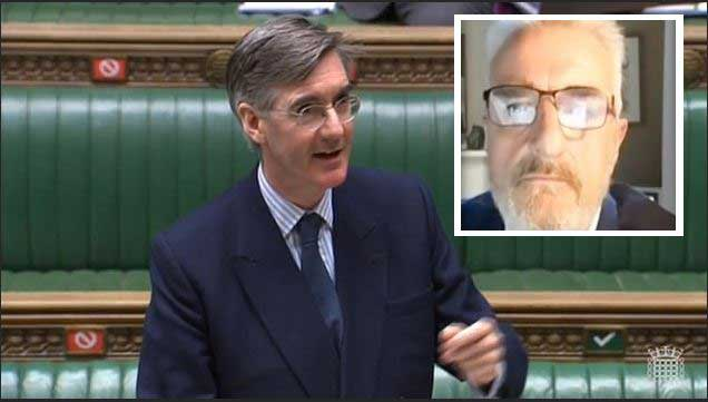 Tommy Sheppard & Jacob Rees-Mogg