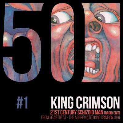 KC 50 1 21st Century Schizoid Man