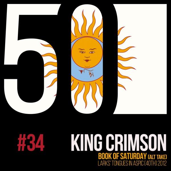 KC50 34 Book Of Saturday (Alt Take)