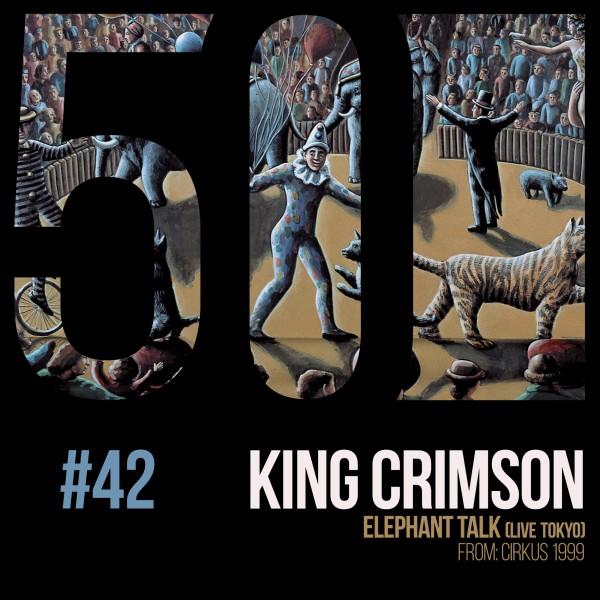 KC50 42 Elephant Talk (Live Tokyo)