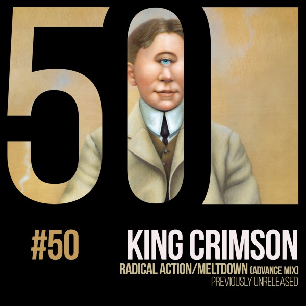 KC50 50 Radical Action / Meltdown (Advance Mix)