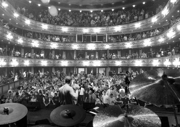 Teatro Cervantes Malaga Spain