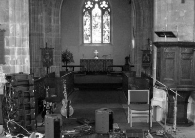 All Saints Church  Broad Chalke United Kingdom