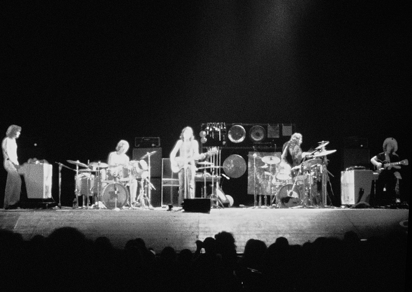 King Crimson, Rainbow London England, 1972
