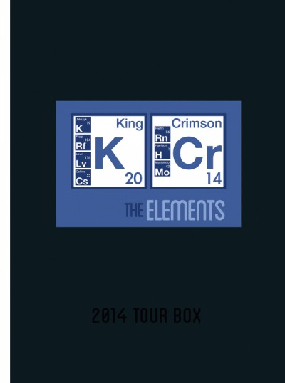 The Elements 2014 Tour Box