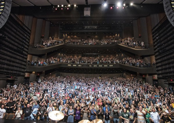 Bass Concert Hall