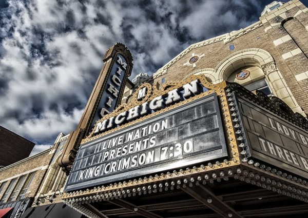 Michigan Theatre Ann Arbor