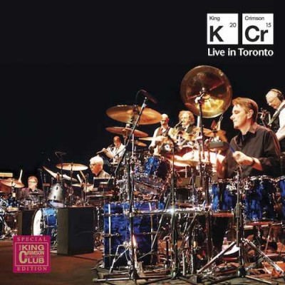 King Crimson 2015 Gig Now Available