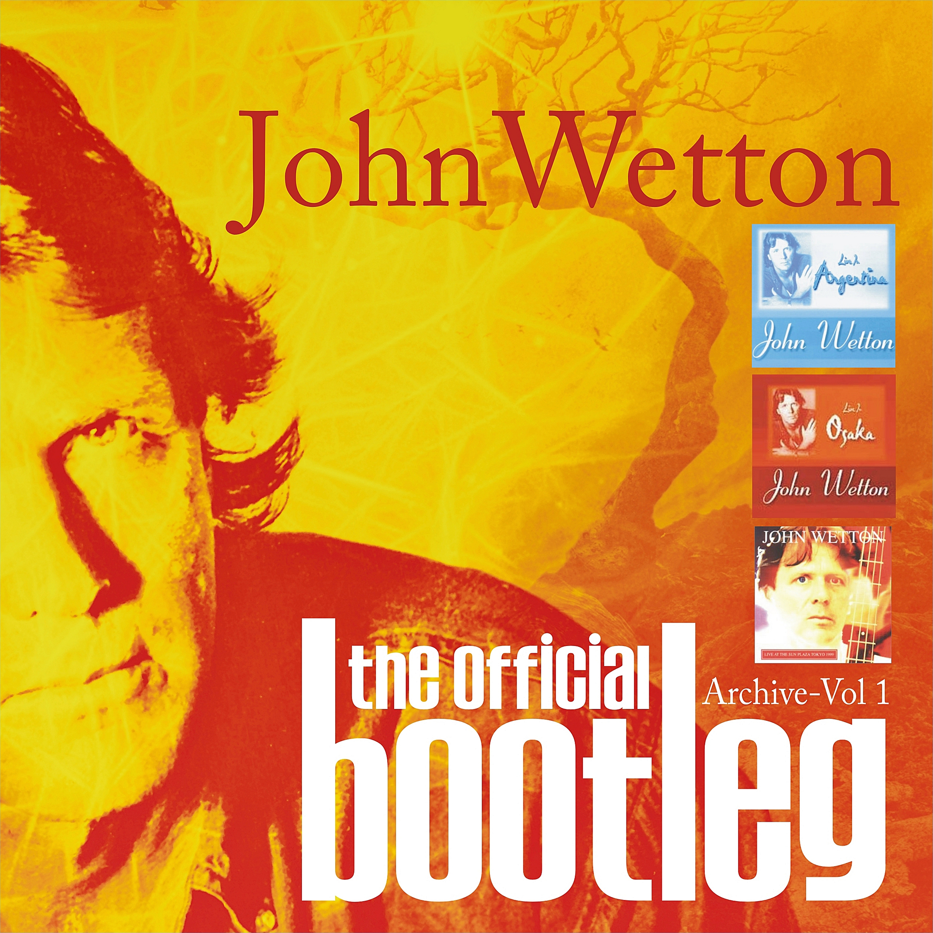 Wetton's Official Bootleg Reboot