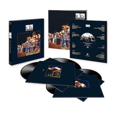 Live In Toronto Vinyl