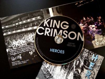 Rolling Stone on King Crimson