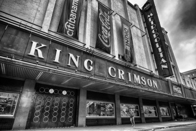 King Crimson in Mexico