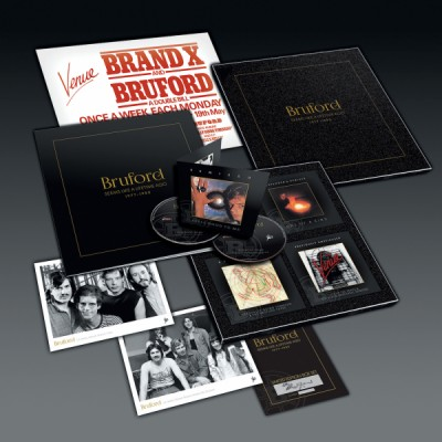 Bruford Boxed Set