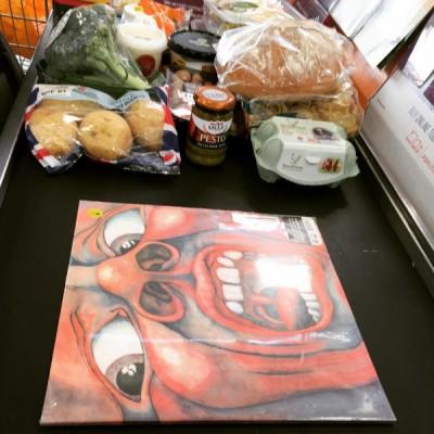 21st Century groceries, man