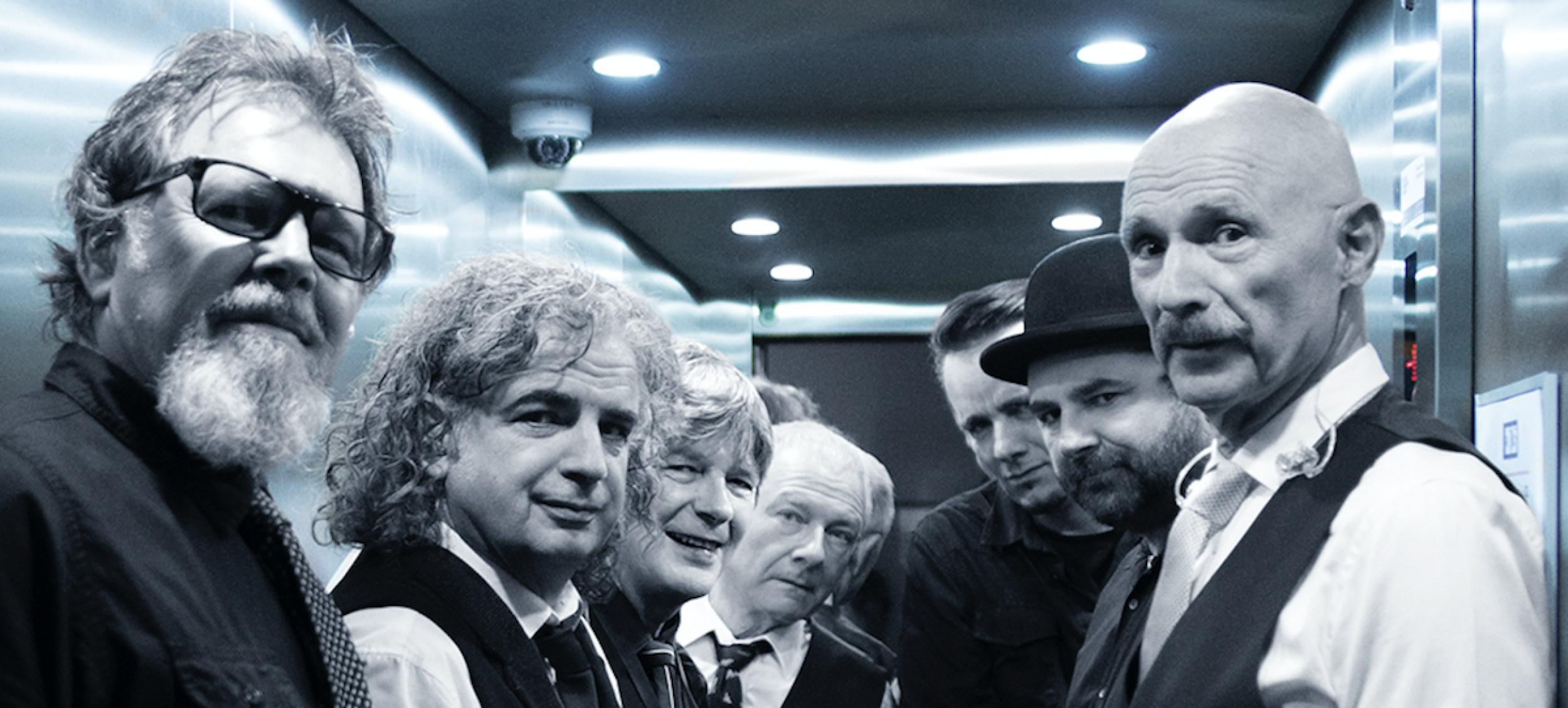 King Crimson в обновленном составе