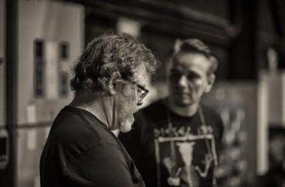 Pat & Gav talk
