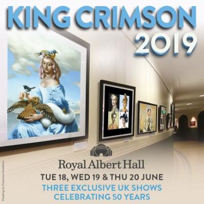 The Royal Albert Hall 2019