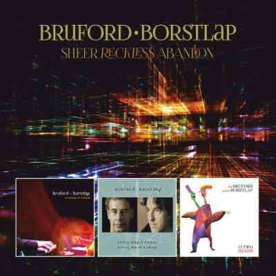 Bruford, Borstlap & book