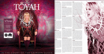 Toyah's Court out