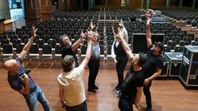 Rehearsals Have Began