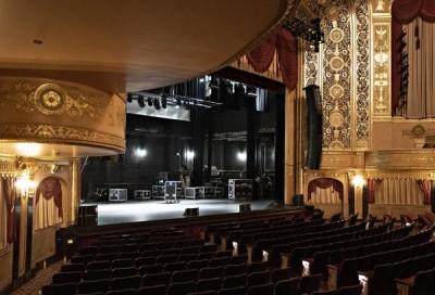 Tony Levin's 2,356th concert