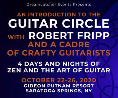 An introduction To The Guitar Circle with Robert Fripp